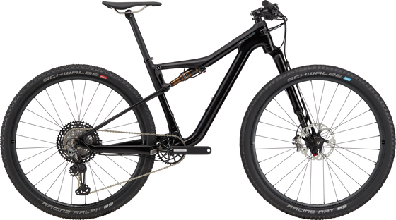 Cannondale Scalpel Si Carbon 1 Barbeque