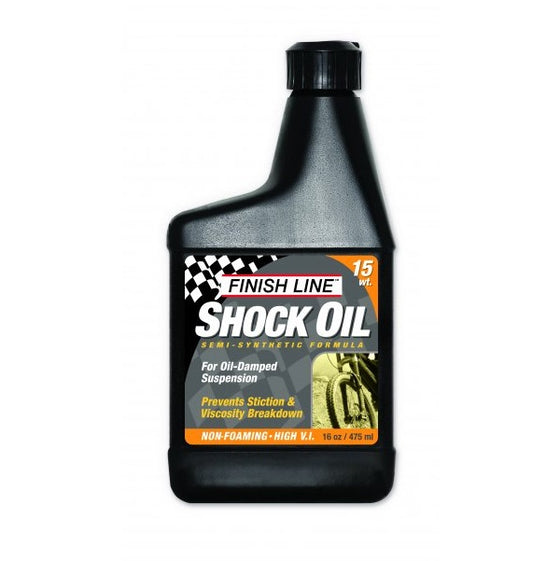 Finish Line Shock Oil 15wt 475ml