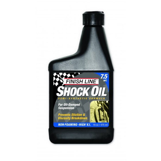 Finish Line Shock Oil 7.5wt 475ml
