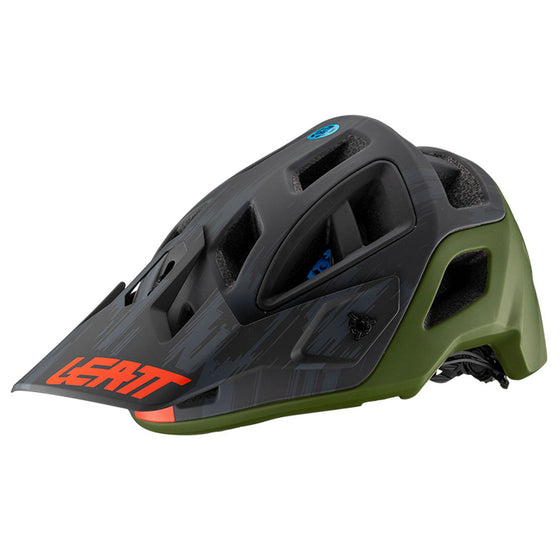 Leatt DBX 3.0 Helmet Forest