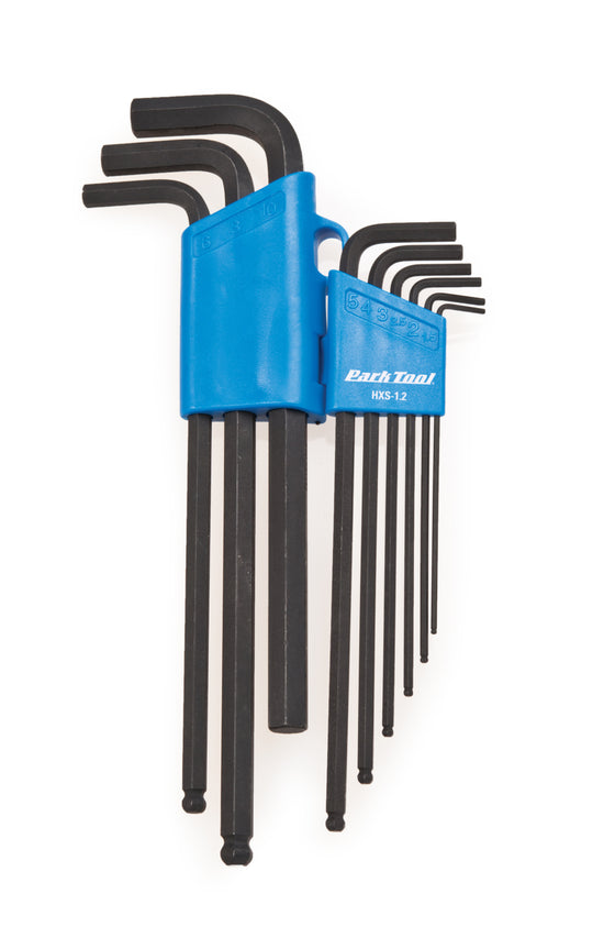Park Tool HXS-1.2  Professional Hex Wrench Set