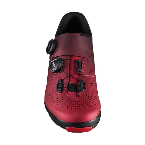 Shimano XC701 Red Wide MTB Shoes