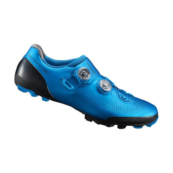 Shimano XC901 Blue Wide MTB Shoes