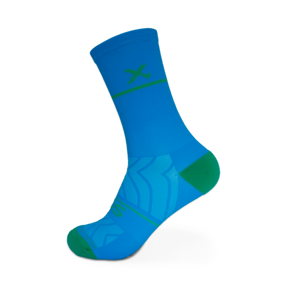 Sox Premium Knit Blue Socks