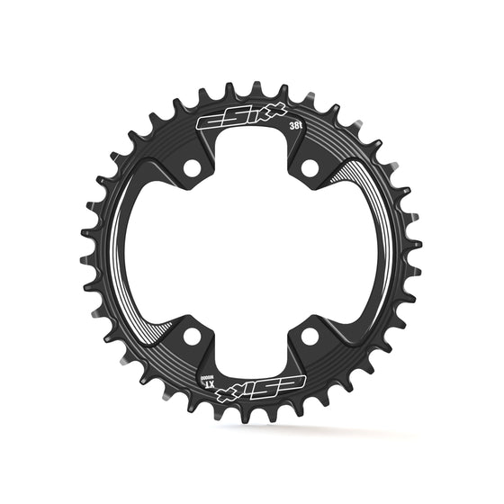 cSixx 96 BCD XT Chainrings