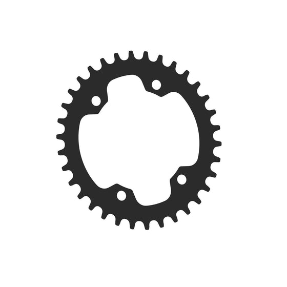 cSixx 94 BCD Oval Chainrings