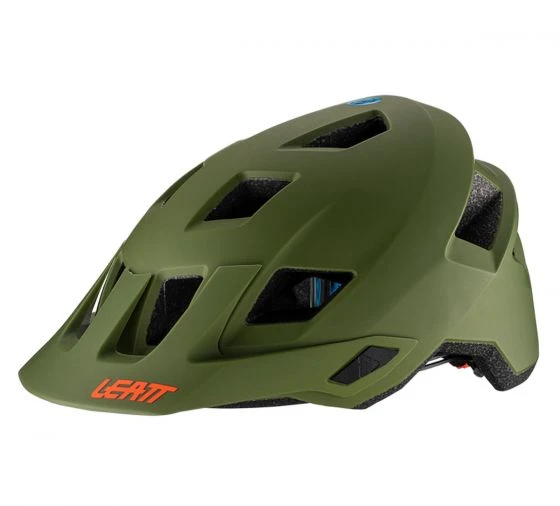 Leatt Helmet DBX 1.0 MTN Forest