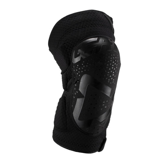 Leatt Knee Guard 3DF 5.0 Zip Black