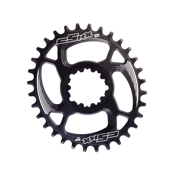 cSixx Sram DM 0mm Oval Chainrings