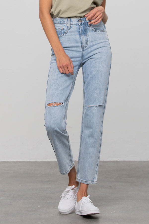 Ivy Tapered Jeans