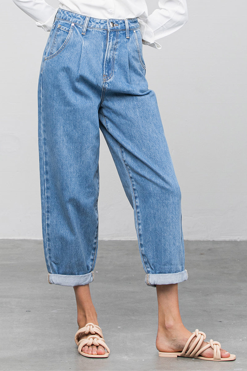 Fall Into You Slouch Jeans