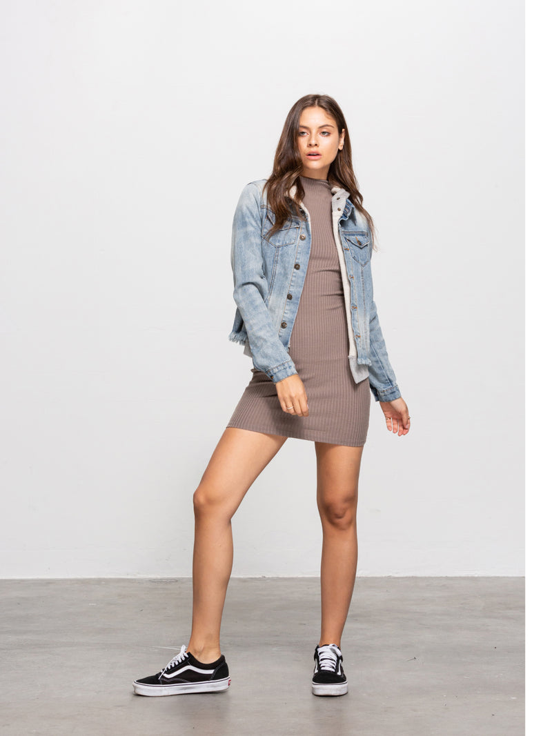 Louise Hoodie Jacket -A style
