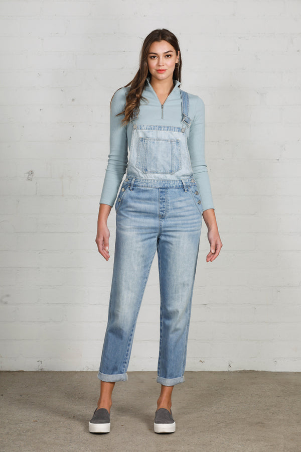Hope Season Premium Mom Jeans Denim Overall