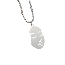 Load image into Gallery viewer, Facial Expression Necklace