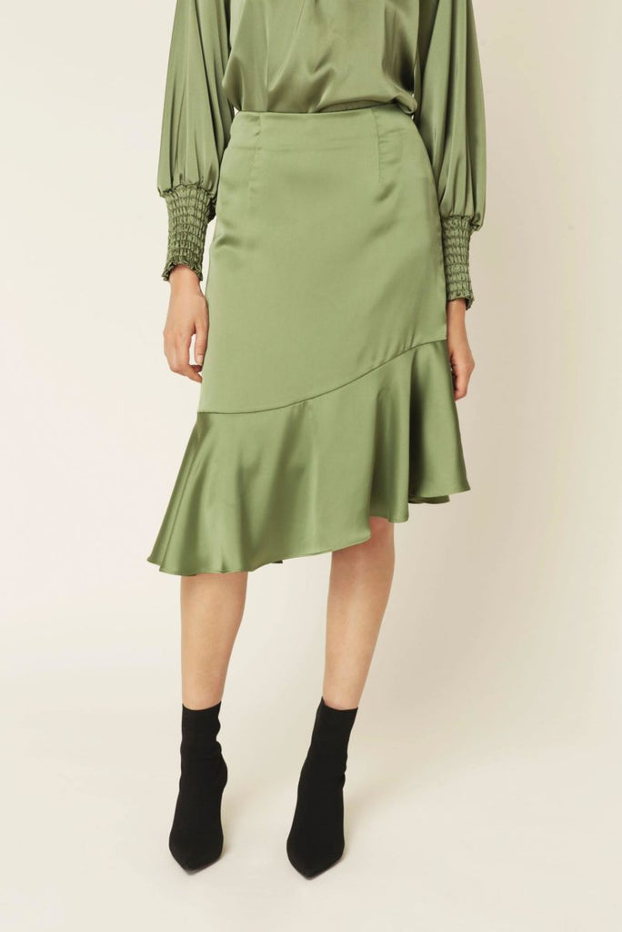 Ellie Skirt, Herb greenn