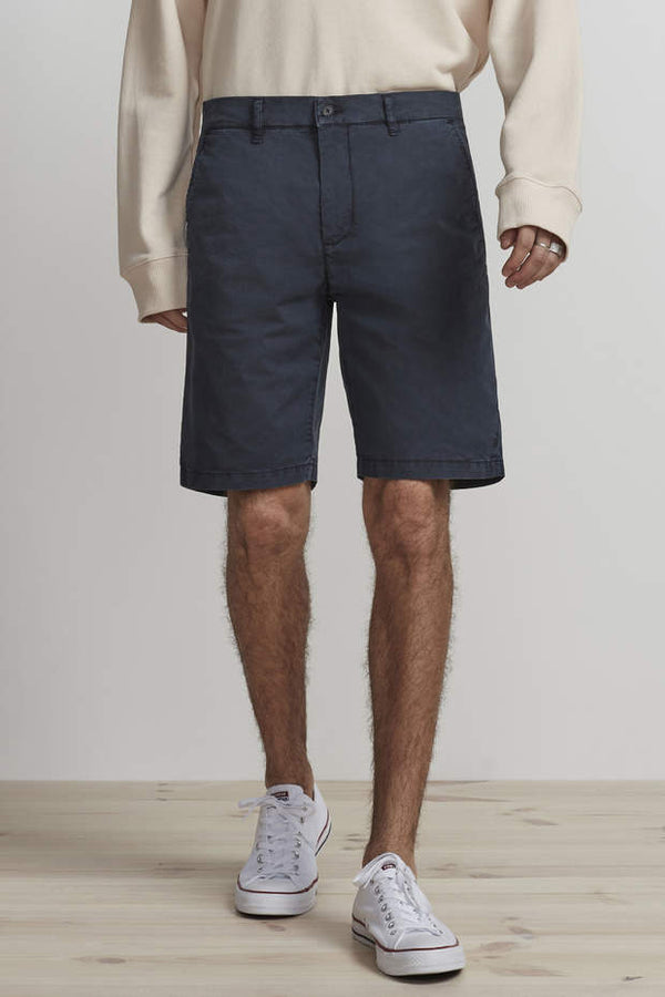 Crown Shorts , Navy blue