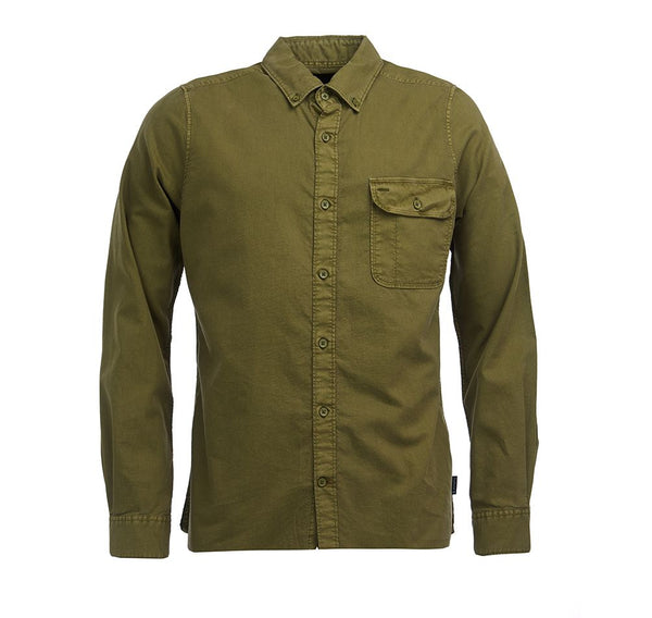 Stonebower Shirt, Moss Green