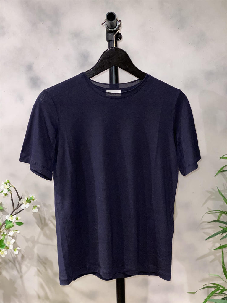 Amatta T-Shirt, Navy