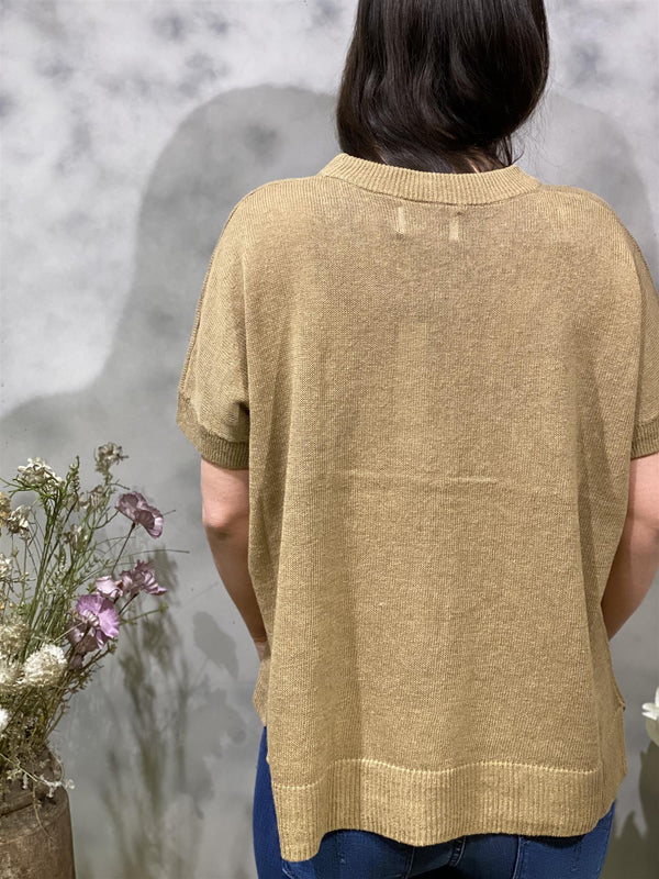 Lolo Sweater, Camel