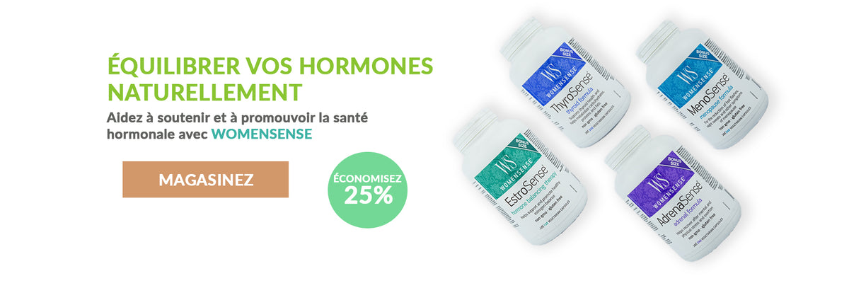 womensense 25% de réduction