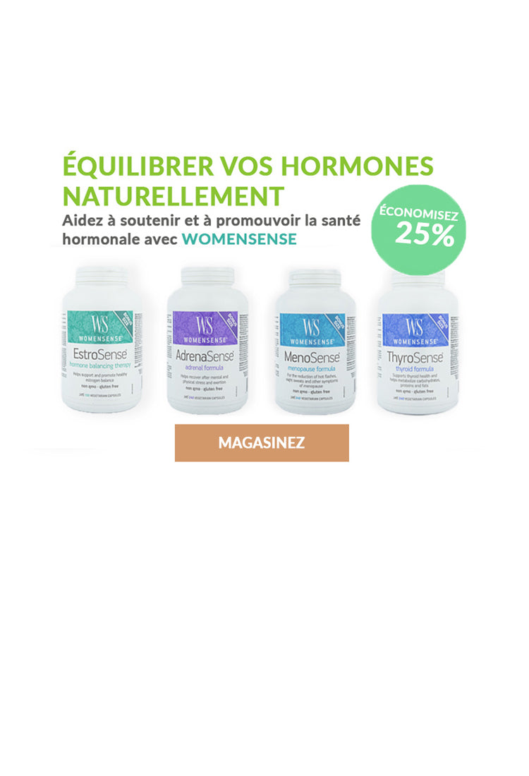 womensense 25% de réduction mobile