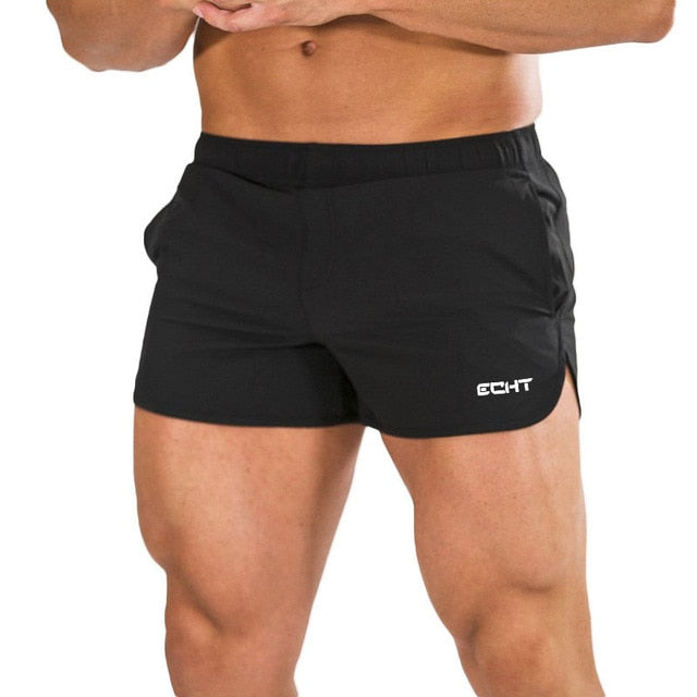 2019 Gym Shorts Men Quick Dry For Running Shorts Men Fitness Sport Shorts Male Training Sports Short Pants Sport Man Clothing