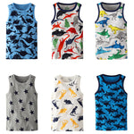 Load image into Gallery viewer, 3pcs/set Summer Kids Boys T Shirt Crown Print Short Sleeve Baby boys T-shirts Cotton Children T-shirt O-neck Tee Tops Boy Cloth