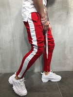 Load image into Gallery viewer, Gym training Pants Men Sport Pencil Pants Joggers Fitness Sweatpants Mens Running Pants Football Trackpants Wotkout Trousers