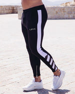 Load image into Gallery viewer, 2019 Autumn Jogging Running Pants Men Striped GYM Fitness Training Pants Slim Sport Pencil Trousers Sports Leggings Sweatpants