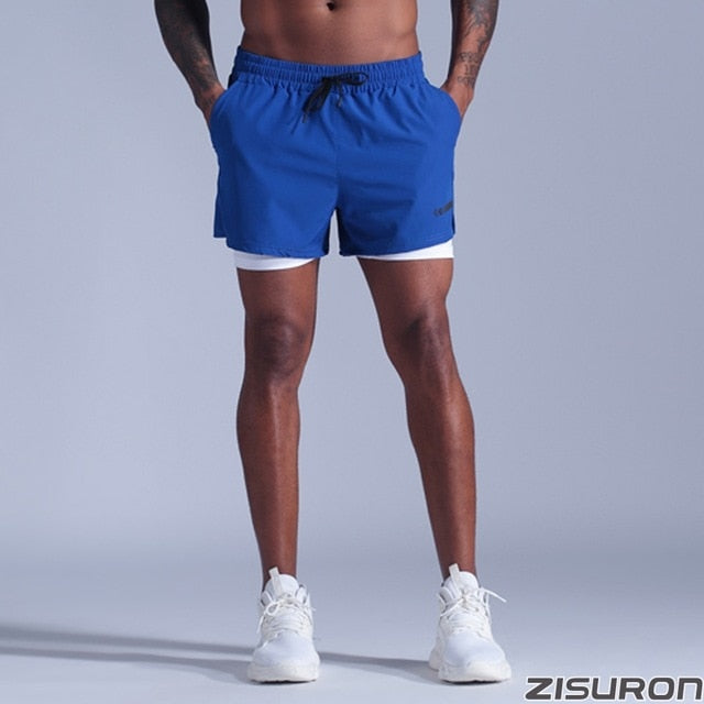 High Quality Men sport Running Shorts Jogging Fitness Racing Shorts Training Track and field Shorts athletics Short Pants