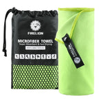 Load image into Gallery viewer, Microfiber Towels for Travel Sports Fast Drying Super Absorbent Ultra Soft Lightweight Camping Gym Beach Swimming Hiking Yoga