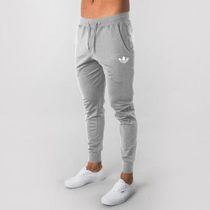 Jogging Pants men Running Trousers fitness Sport Pencil Pants Men Cotton Soft Bodybuilding Workout Gym Trousers Running Tights
