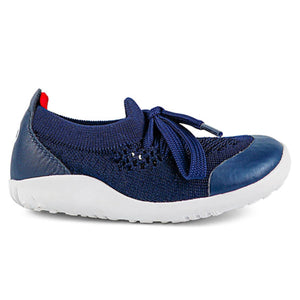 Step Up Play Knit navy/rosso | La sneaker ultraflessibile e traspirante