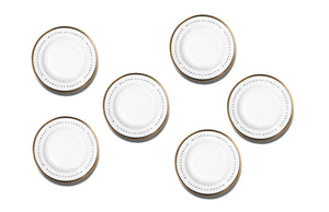 SOUP PLATE - set of 6