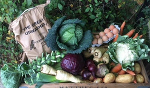 Christmas Veg Box - Small