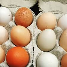 Free Range Eggs-Fresh Produce-Broadland Veg Boxes