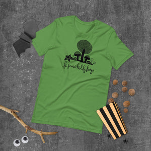Fascinated By Fungi (@SimpleSerene FBF) Unisex T-Shirt