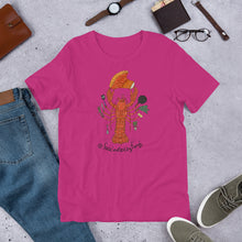 Load image into Gallery viewer, Lobster Chef (@Lynlee_T Design) Unisex T-Shirt