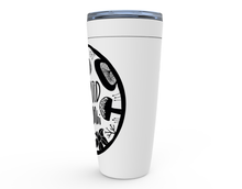Load image into Gallery viewer, Fascinated By Fungi (@SimpleSerene) Mushroom Travel Mug