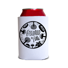 Load image into Gallery viewer, Fascinated By Fungi (@SimpleSerene) Koozie