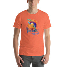 Load image into Gallery viewer, Fascinated By Fungi Cyttaria Spanish Shawl (@songhkang design) Unisex T-shirt