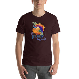 Fascinated By Fungi Cyttaria Spanish Shawl (@songhkang design) Unisex T-shirt