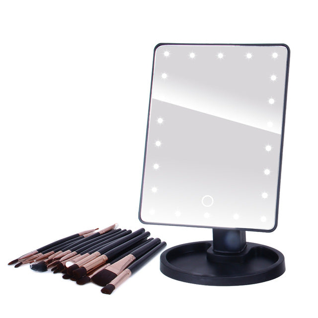 LED Professional Lighted Makeup Mirrors