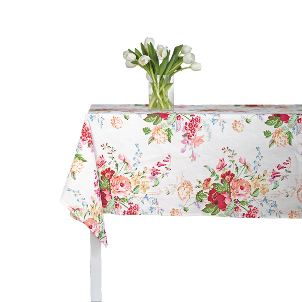 Clarita Tablecloth - Pink