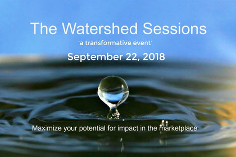 The Watershed Sessions - September 22, 2018