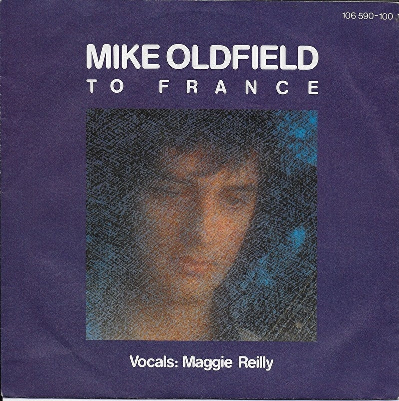 Mike Oldfield ft. Maggie Reilly - To France