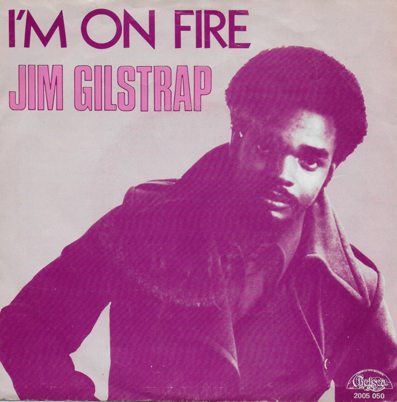 Jim Gilstrap - I'm on fire