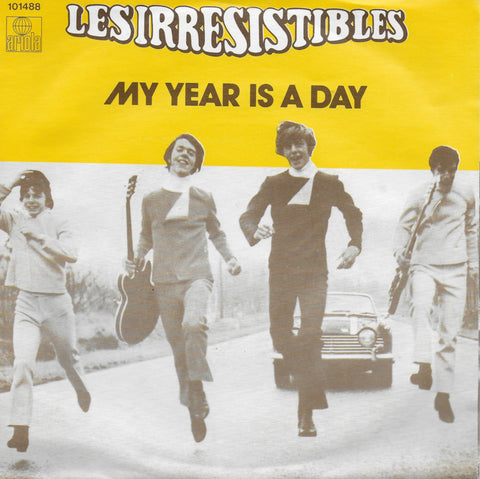 Les Irresistibles - My year is a day