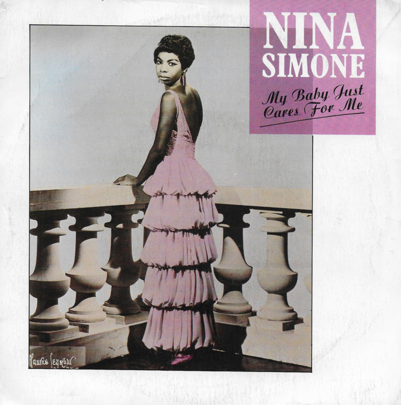 Nina Simone - My baby just cares for me (Engelse uitgave)