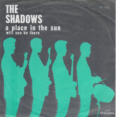 Shadows - A place in the sun